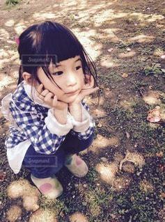 子どもの写真・画像素材[67187]