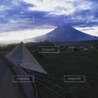 マイキャンプの写真・画像素材[1606599]