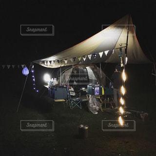 マイキャンプの写真・画像素材[1606601]