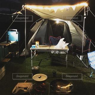マイキャンプの写真・画像素材[1606603]