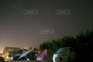 夜の空の写真・画像素材[1606605]