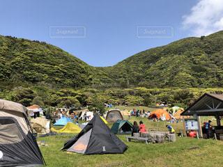キャンプの写真・画像素材[2880662]