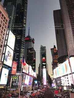 Times Squareの写真・画像素材[2753810]
