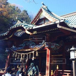 神社の写真・画像素材[67468]