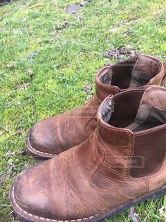 靴の写真・画像素材[587026]
