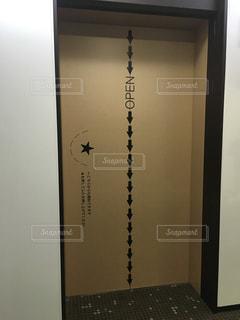 エレベーターの写真・画像素材[185377]