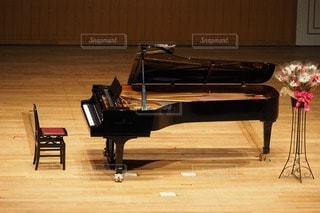 ピアノの写真・画像素材[71803]