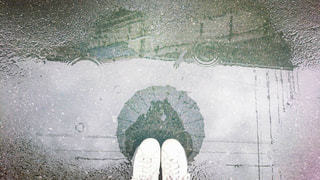 足元の写真・画像素材[1898435]