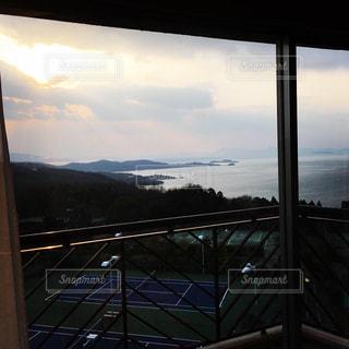 なかなか晴れない瀬戸内海〜でも、美しい〜の写真・画像素材[1963906]