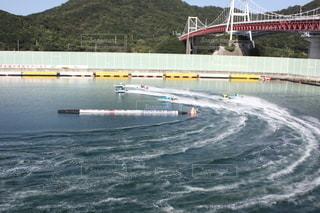boat raceの写真・画像素材[3286555]