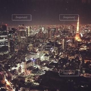 東京タワーの写真・画像素材[67933]