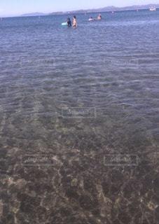 海の写真・画像素材[74139]