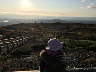 旭岳からの眺めの写真・画像素材[2024022]