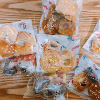 hand made cookieの写真・画像素材[2029120]