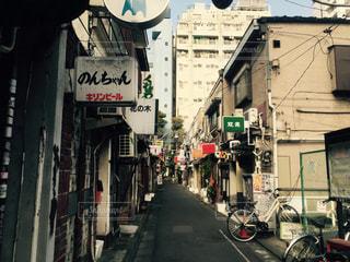新宿の一画の写真・画像素材[1978049]