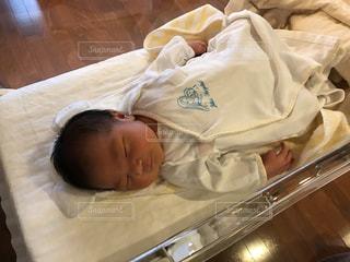 新生児の写真・画像素材[917279]