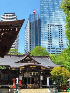 熊野神社の写真・画像素材[2103667]