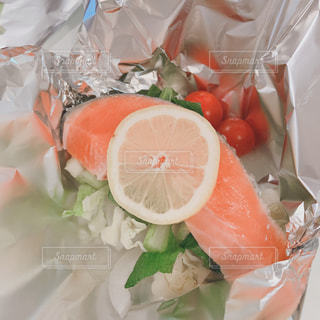 食品のプラスチック容器の写真・画像素材[2342970]