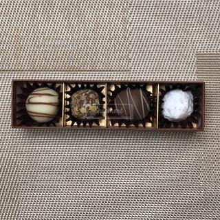 バレンタインのチョコレートの写真・画像素材[1016076]