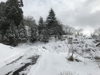 雪山の写真・画像素材[1892550]
