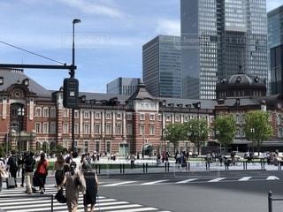 東京駅の写真・画像素材[2407383]
