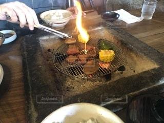 焼き肉の写真・画像素材[1933643]