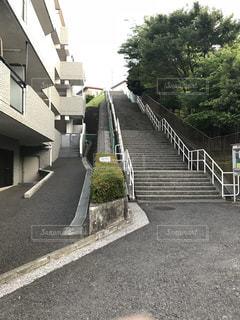知る人ぞ知る階段の写真・画像素材[1960724]