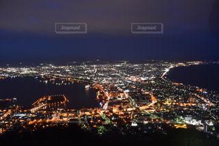 100万ドルの夜景の写真・画像素材[2047936]