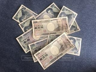 紙幣の写真・画像素材[2317561]