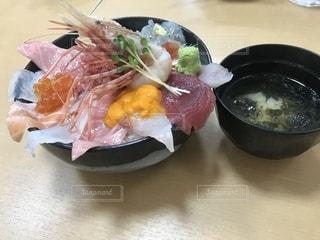 茨城県の那珂湊で食べた海鮮丼です!の写真・画像素材[2371516]