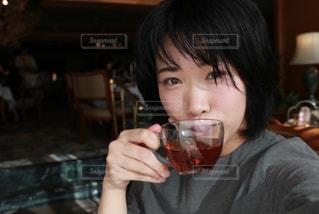 紅茶がすきの写真・画像素材[1930125]