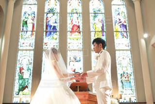 結婚式の写真・画像素材[1996020]