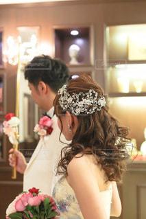 結婚式の写真・画像素材[1996044]