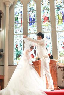 結婚式の写真・画像素材[1996049]