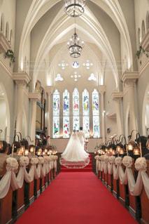 結婚式の写真・画像素材[1996058]