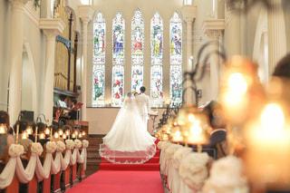 結婚式の写真・画像素材[1996060]
