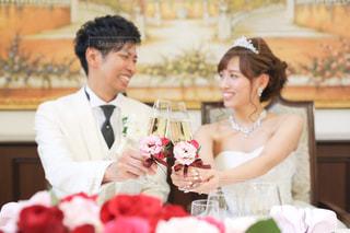 結婚式の写真・画像素材[1996076]