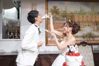 結婚式の写真・画像素材[1996082]