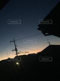 空の写真・画像素材[14157]