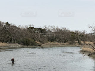 漁師の、ある日の仕事の写真・画像素材[1905397]