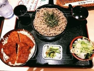 長野にて信州そば。の写真・画像素材[1972259]