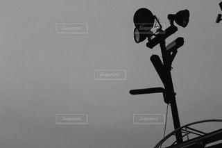廃墟の照明の写真・画像素材[1963943]