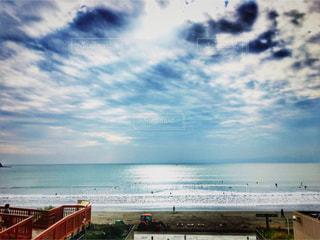 海の空の写真・画像素材[2651846]