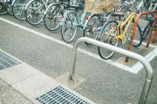 色んな人を支えてる自転車たちの写真・画像素材[4413836]