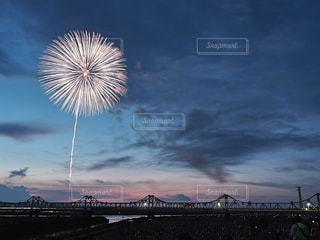 打ち上げ花火の写真・画像素材[2285609]