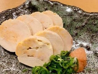 食べ物の皿の写真・画像素材[3325593]