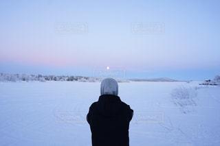 フィンランドの夕方の写真・画像素材[1926930]