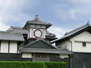 野良時計の写真・画像素材[2014034]