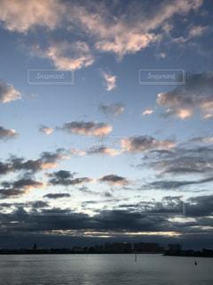 日の出の写真・画像素材[2842045]