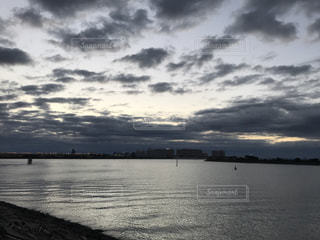 日の出の写真・画像素材[2842046]